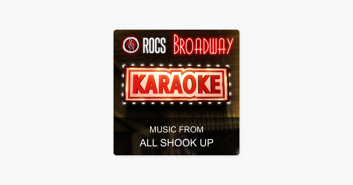 Karaoke All Shook Up - Elvis Presley - CDG MP4 KFN - Karaoke Version