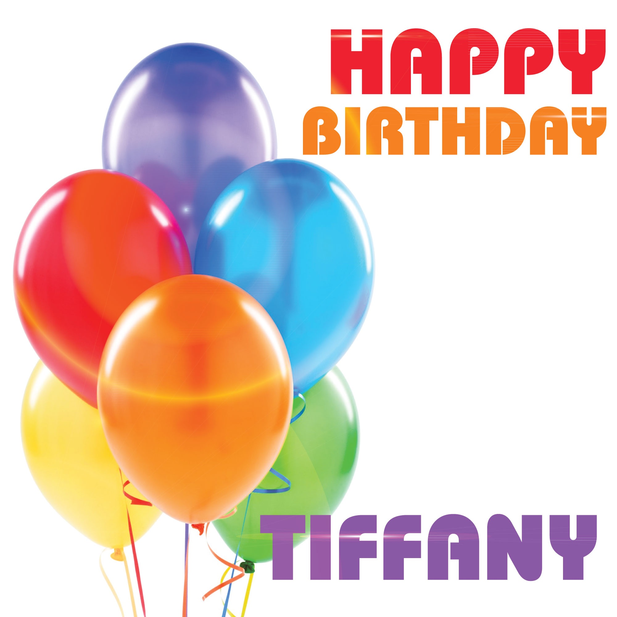 happy birthday tiffany single by the birthday crew on itunes. Black Bedroom Furniture Sets. Home Design Ideas