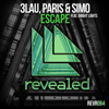 3LAU & Prince Paris - Escape (feat. Bright Lights) artwork
