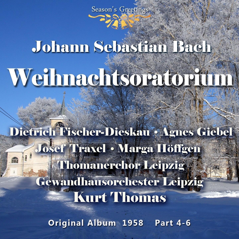 Christmas Oratorio, BWV 248: Part 4 - Flößt, Mein Heiland, Flößt Dein Namen