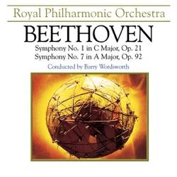 Album: Beethoven Symphony No 1 in C Major Op 21 No 7 in A