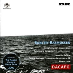 Rasmussen: Symphony No. 1 - Saxophone Concerto