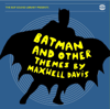 Maxwell Davis - The Batman Theme обложка