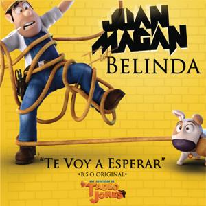 Juan Magán - Te Voy a Esperar feat. Belinda