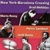 New York-Barcelona Crossing ジャケット写真