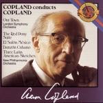 Aaron Copland & Philharmonia Orchestra - Danzón Cubano
