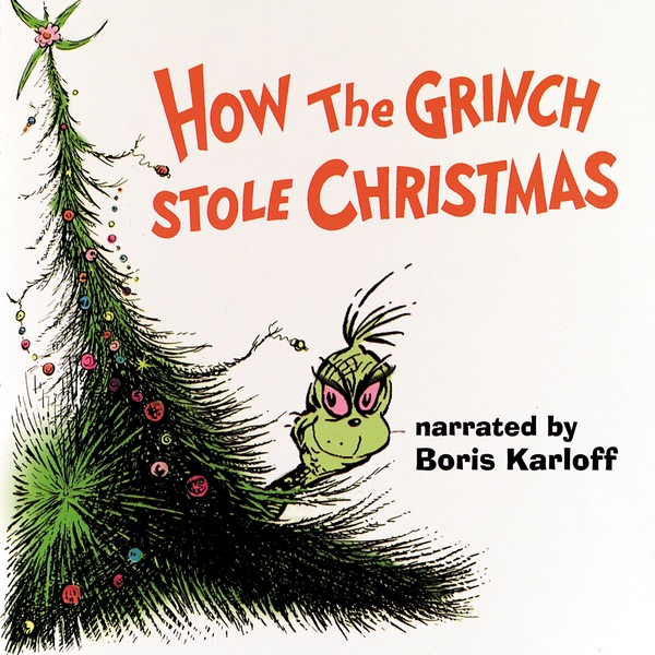 Christmas Album Cover Images.How The Grinch Stole Christmas Album Cover By How The Grinch