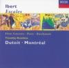 Ibert Escales Concerto for Flute Orchestra Hommage à Mozart Suite
