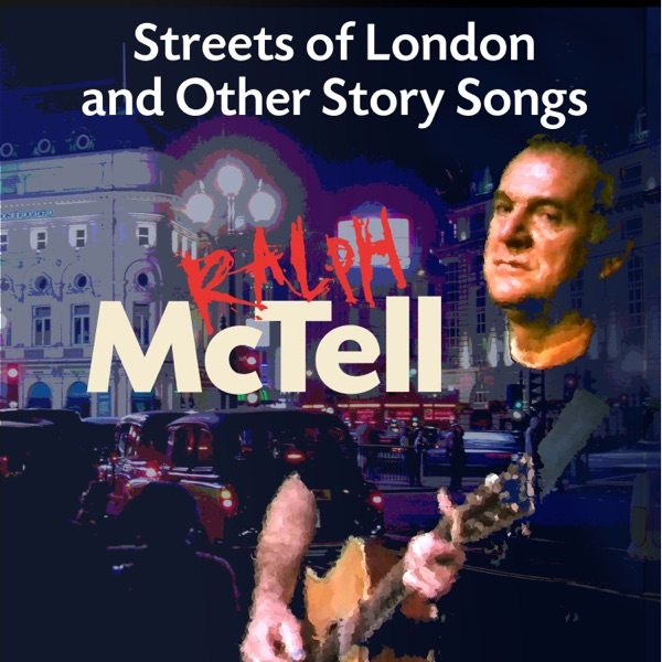 Cover art for Streets Of London