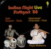 Indian Night Live: Stuttgart '88 ジャケット写真