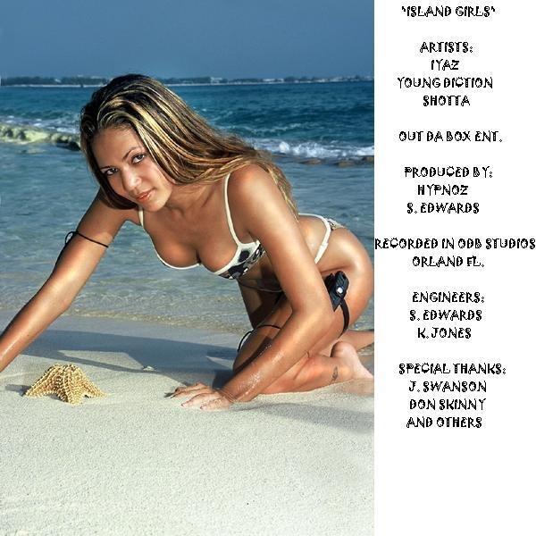 Island Girls (feat. Iyaz, Diction, & Shotta) - Single