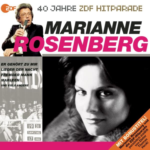 Marianne Rosenberg mit Ich denk an dich