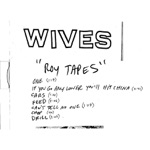 Wives - Can't Tell No One