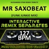 Mr Saxobeat (Alexandra Stan Remix Tribute)[127 BPM Interactive Remix Separates] - EP, DJ Dizzy