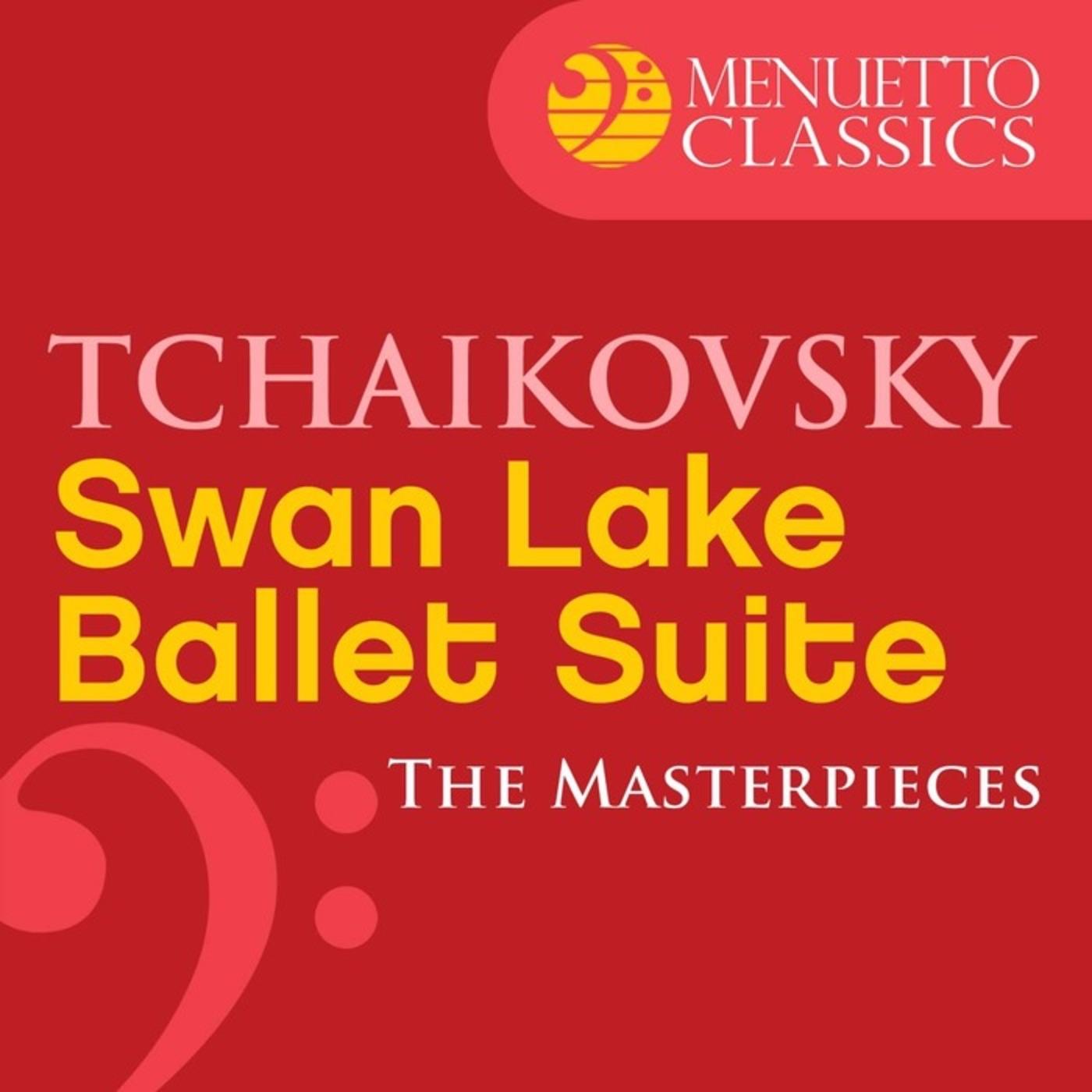 Swan Lake, Ballet suite, Op. 20: Scene: Pas de deux