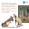 Ravel: Shéherazade; Duparc: 7 Mélodies etc., Dame Kiri Te Kanawa, Orchestre Symphonique de l'Opéra National, Bruxelles & John Pritchard