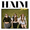 HAIM - The Wire artwork