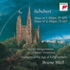 Schubert: Mass in F Major D. 105 & Mass in G Major, D. 167, Bruno Weil & Orchestra of the Age of Enlightenment