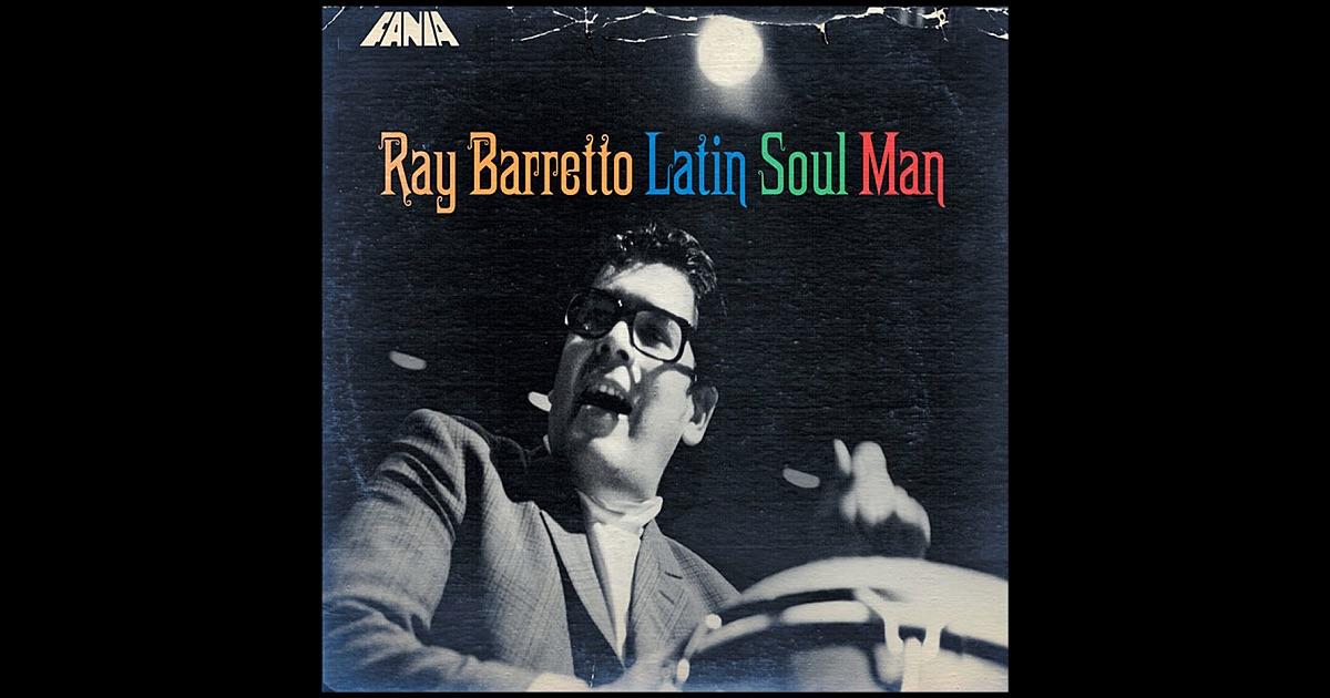Latin Soul Man 33