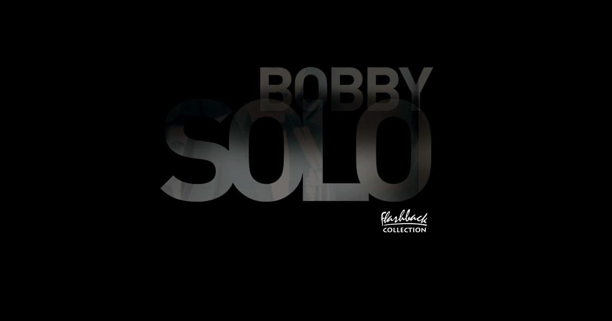 Bobby Solo Una Lacrima Sul Viso