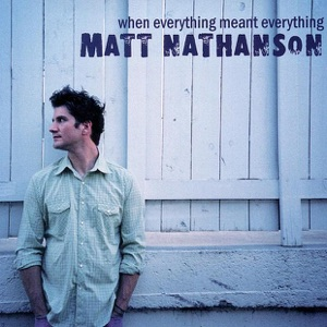 Matt Nathanson - Fall To Pieces