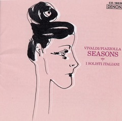 Vivaldi & Piazzolla: Seasons
