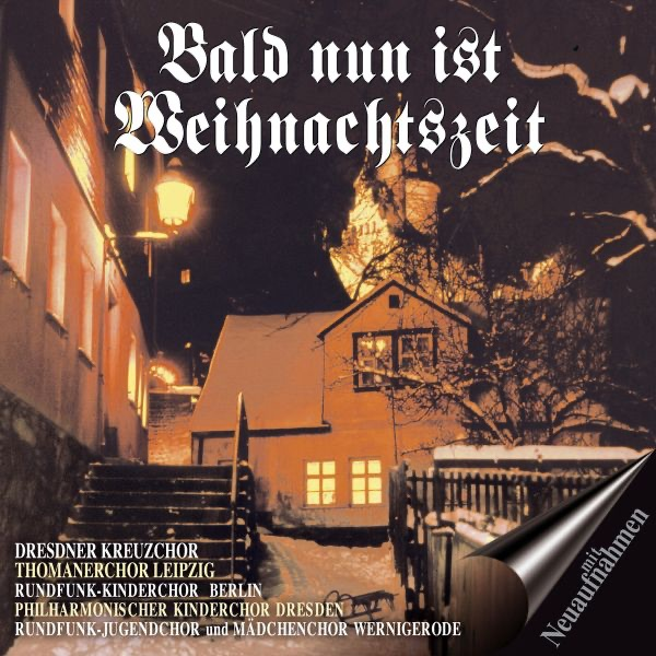 Thomanerchor Leipzig mit Es ist ein Ros entsprungen
