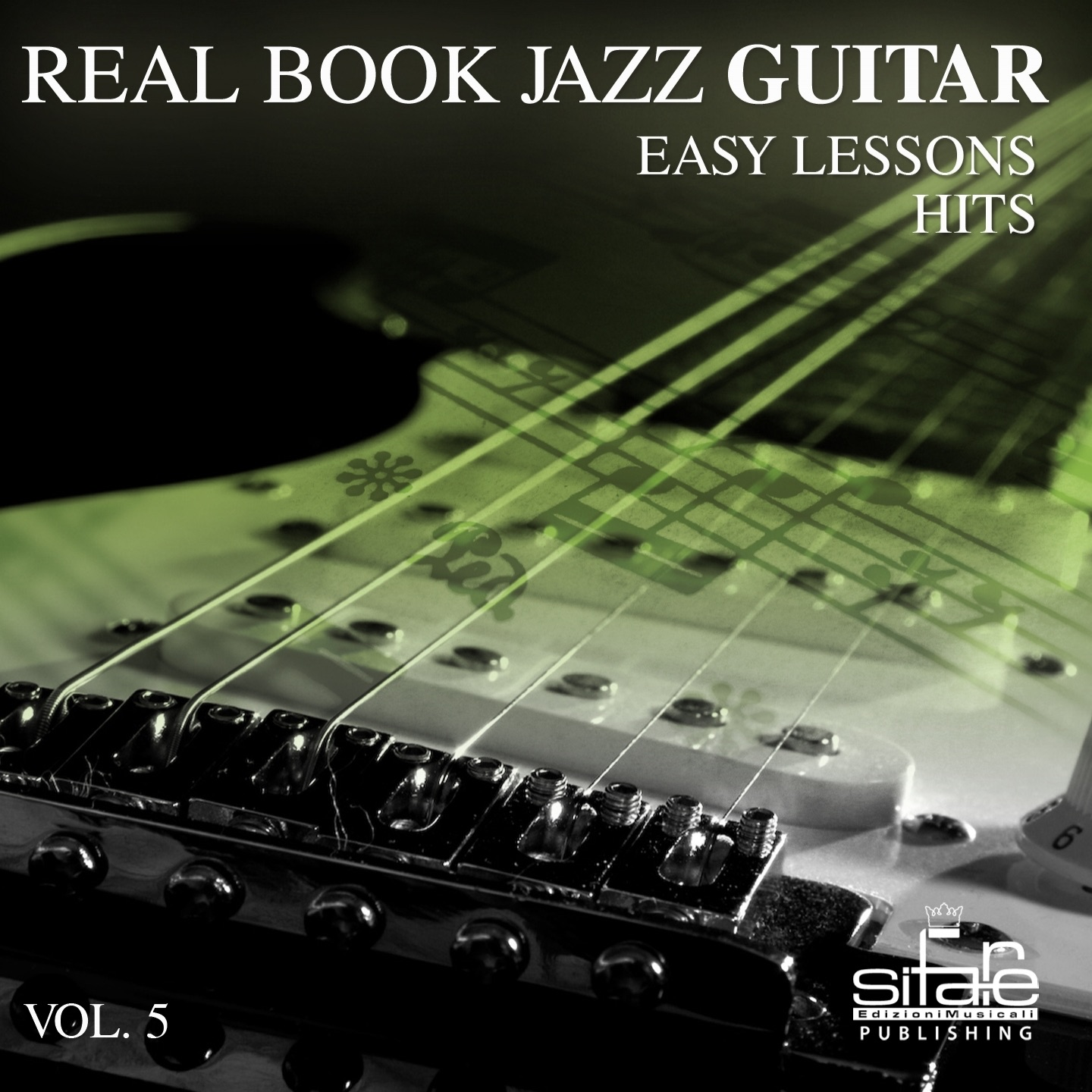 Real Book Jazz Guitar Easy Lessons, Vol. 5 (Jazz Guitar Hit Lessons) - Single