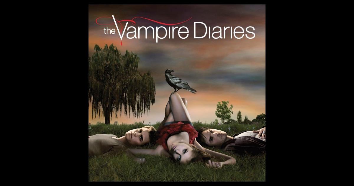 the vampire diaries saison 1 vf sur itunes. Black Bedroom Furniture Sets. Home Design Ideas