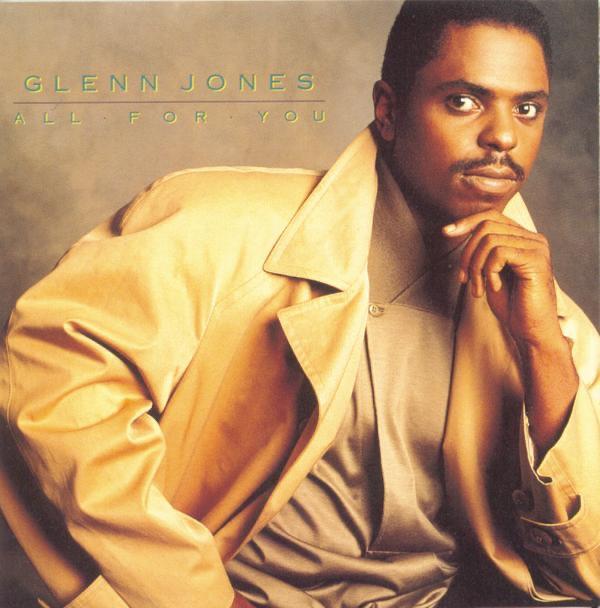 Glenn Jones - All of You