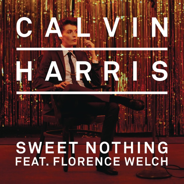 Sweet Nothing (feat. Florence Welch) [Remixes] - EP Calvin Harris album cover