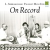 On Record feat Palghat Mani Iyer