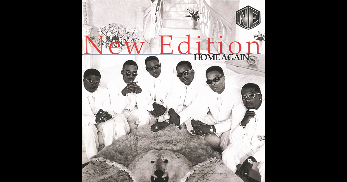 home again by new edition on apple music. Black Bedroom Furniture Sets. Home Design Ideas