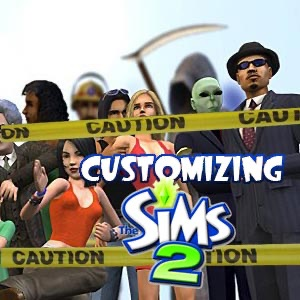 Customizing the Sims 2