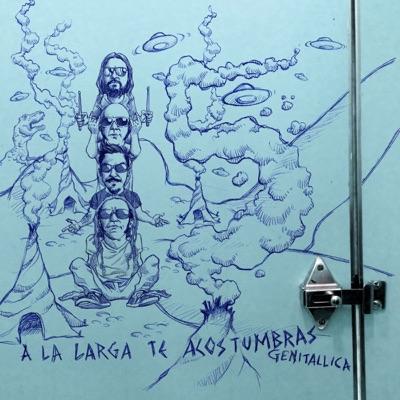 A la Larga Te Acostumbras - Genitallica