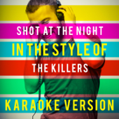 Shot at the Night (In the Style of the Killers) [Karaoke Version]