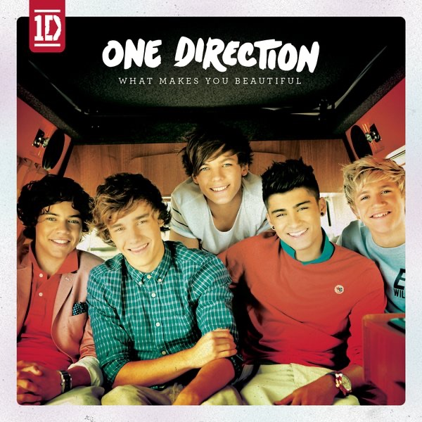 Cover art for What Makes You Beautiful