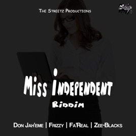 Miss Independent Riddim - EP by Various Artists