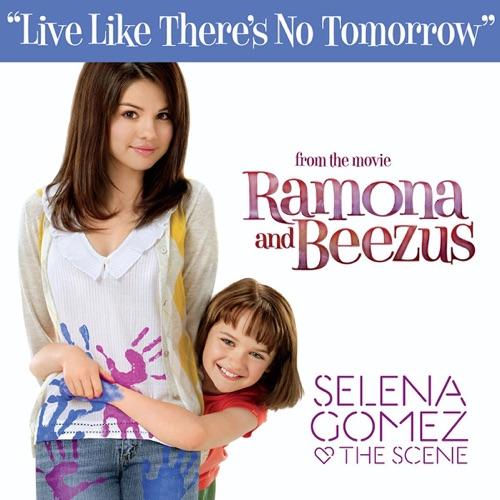 Selena Gomez & The Scene - Live Like There's No Tomorrow (From
