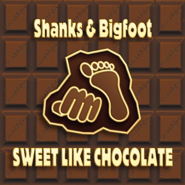 Cover art for Sweet Like Chocolate