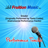 Greater (Originally Performed by Tasha Cobbs) [Instrumental Performance Tracks] - Fruition Music Inc.
