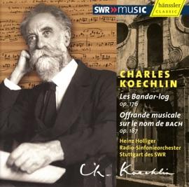 Offrande Musical Sur Le Nom De Bach Op 186 Viii 2 Lecons D Harmonie Sur Le Nom De Bach No 2 Basse Donnee