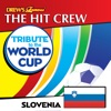 Tribute to the World Cup Slovenia
