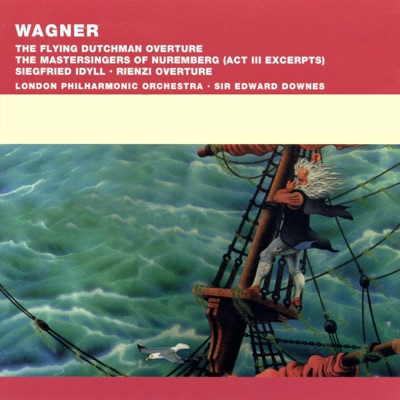 Wagner - Overtures, Siegfried Idyll etc - London Philharmonic Orchestra