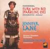 Handel: Fury With Red Sparkling Eyes (Dramatic Arias), Brewer Chamber Orchestra, Edward Brewer, Jennifer Lane & Rudolph Palmer