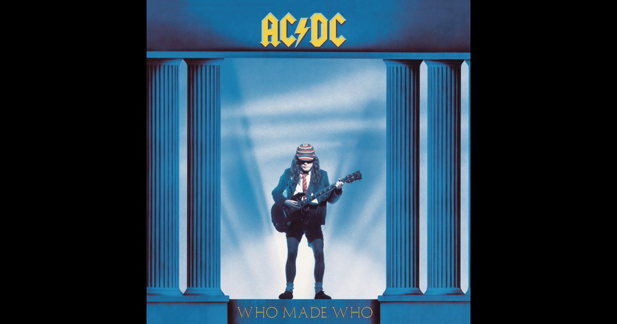 AC / DC - Who Made Who MP3 Download and Lyrics