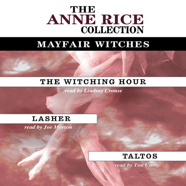 an analysis of the witching hour by anne rice The witching hour (lives of mayfair witches) [anne rice] on amazoncom  free shipping on qualifying offers demonstrating once again her gift for.