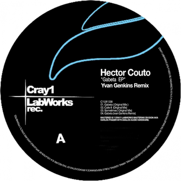 ‎Gabeta - EP by Hector Couto