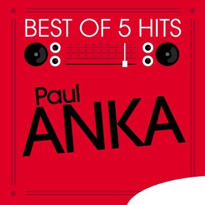 Best of 5 Hits - EP - Paul Anka