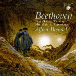 Album: Beethoven Piano Sonatas Pathétique Moonlight